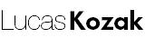Lucas Kozak – blog